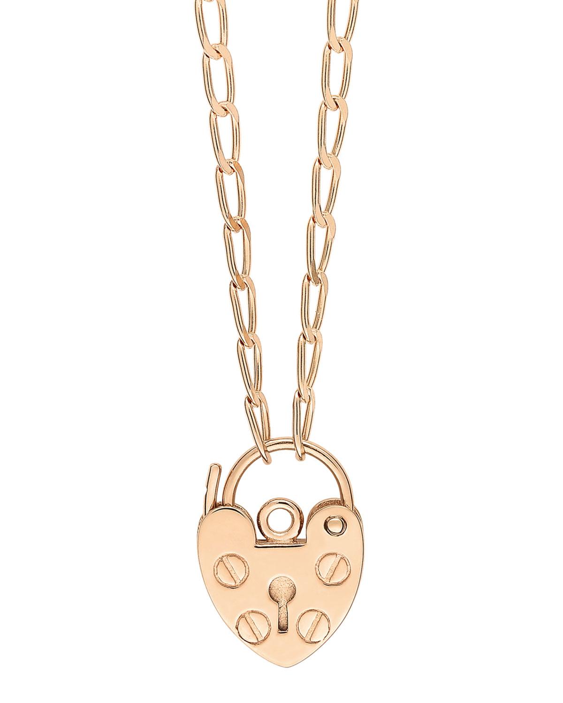18k Rose Gold Mini Providence Necklace
