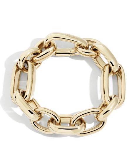 Pomellato Iconica Bold 18K Rose Gold Chain Bracelet