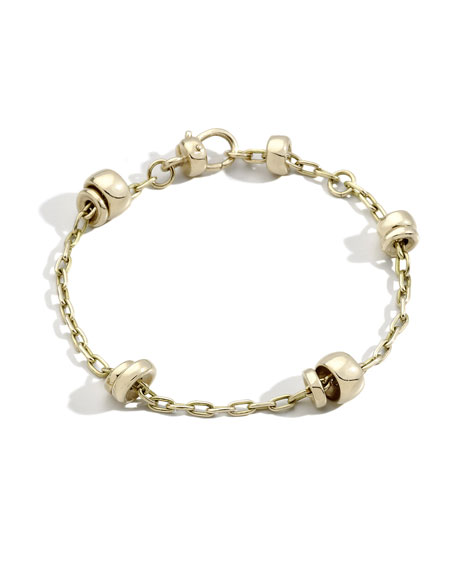 Pomellato Iconica 18K Rose Gold Chain Bracelet