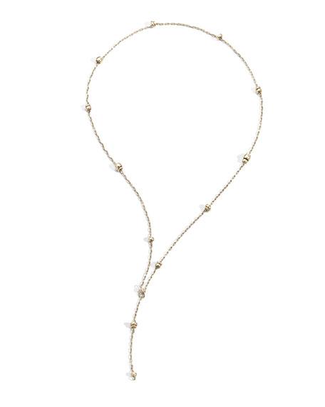 Pomellato Iconica 18K Rose Gold Diamond Chain Necklace
