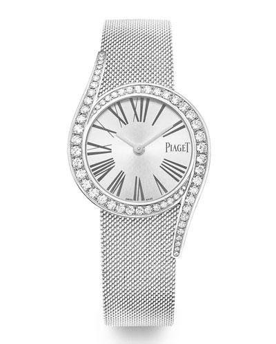 Limelight Gala 26mm Diamond Watch w/ Mesh Bracelet
