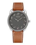 Hermès Arceau Watch, 40mm