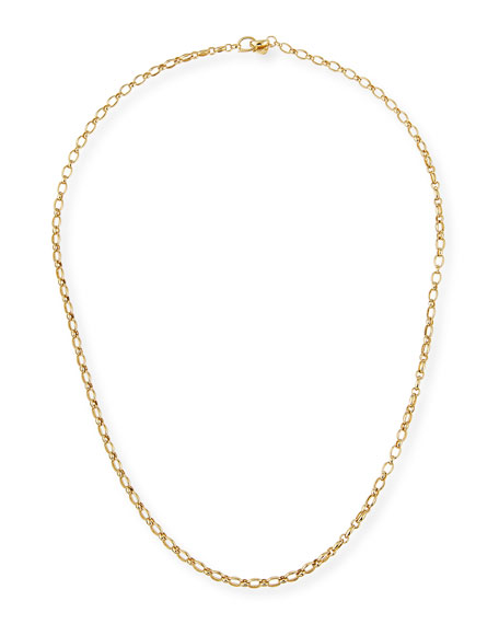 Tamara Comolli 18k Gold Chain Necklace