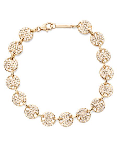Lana 14k Flawless Diamond Rodeo Bracelet