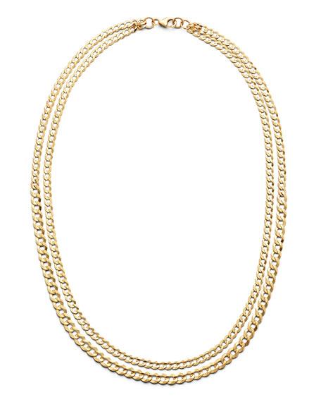 Lana 14k Double-Casino Necklace