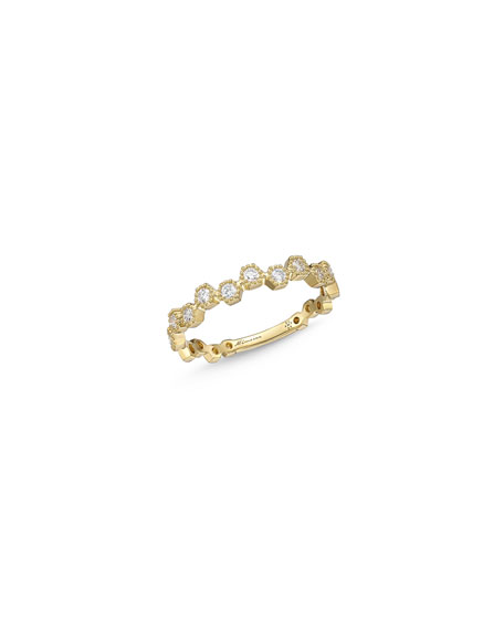 Memoire Stack'Em 18k Diamond Ring