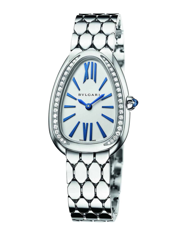 Serpenti Seduttori 33mm Watch w/ Bracelet