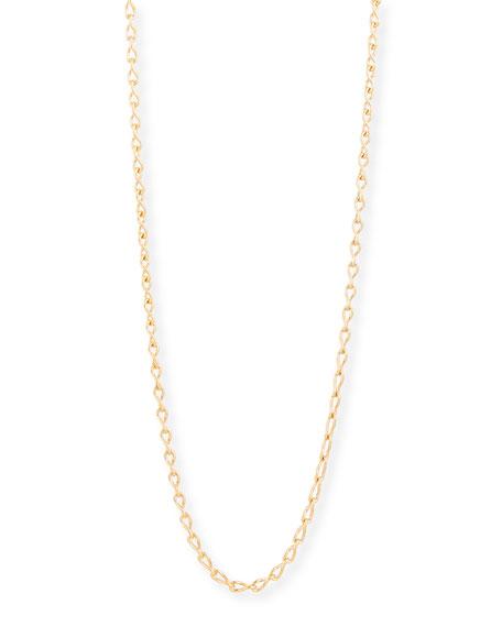 "Tamara Comolli 18K Rose Gold Eight Chain, 20""L"