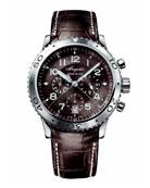 Breguet 42mm Type XX1 Automatic Chronograph Watch w/