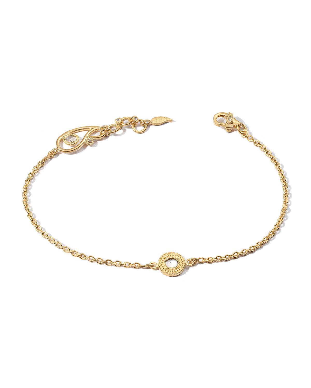 Affinity 20K Diamond Chain Bracelet