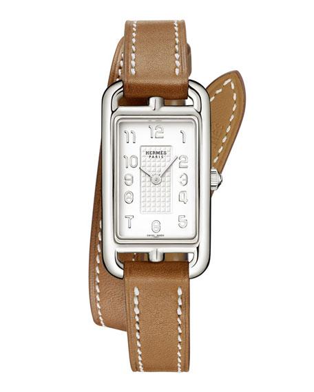 Hermès Nantucket Watch, 20 x 27 MM
