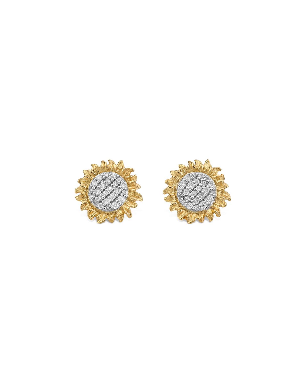 Vincent Diamond Stud Earrings