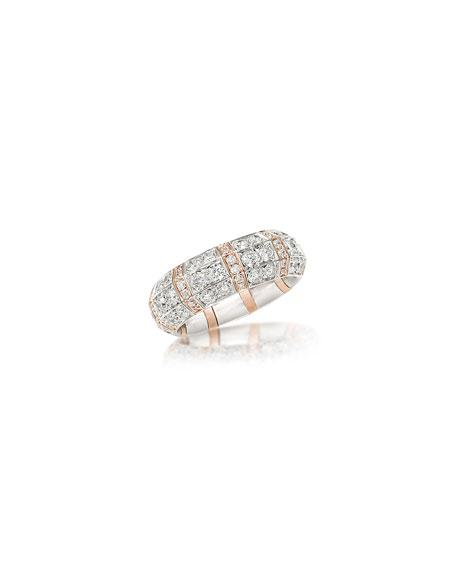 Picchiotti Xpandable Two-Tone 18k Diamond Ring