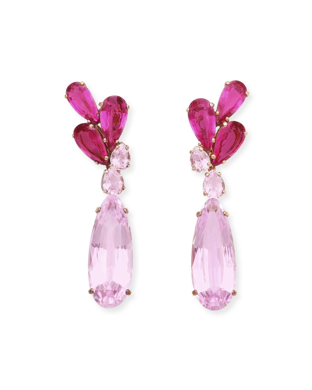 Semiprecious Stone Earrings