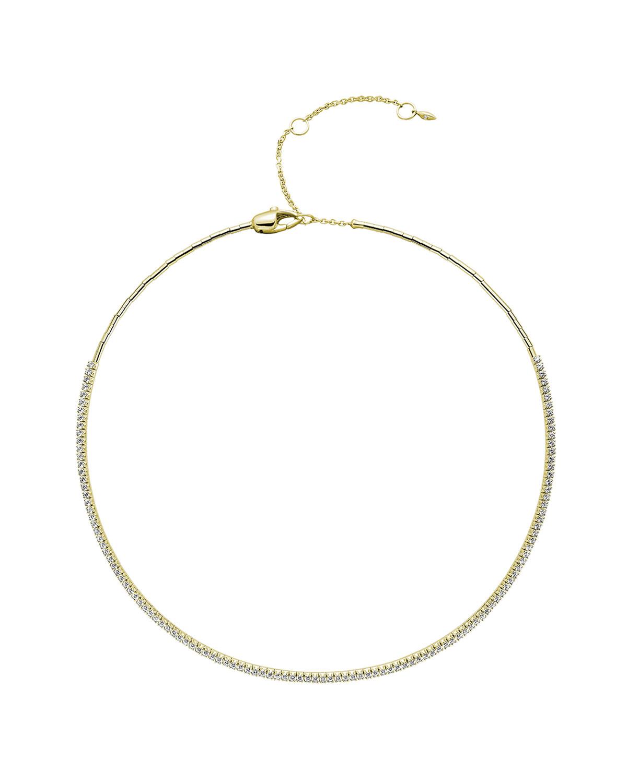 Rugiada Diamond Choker Necklace