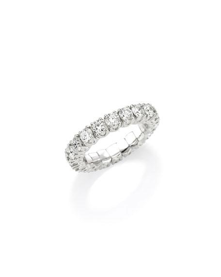 Picchiotti 18k White Gold 19-Diamond Ring