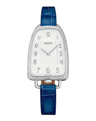 Galop D'Hermes Watch, 40.8 X 26mm