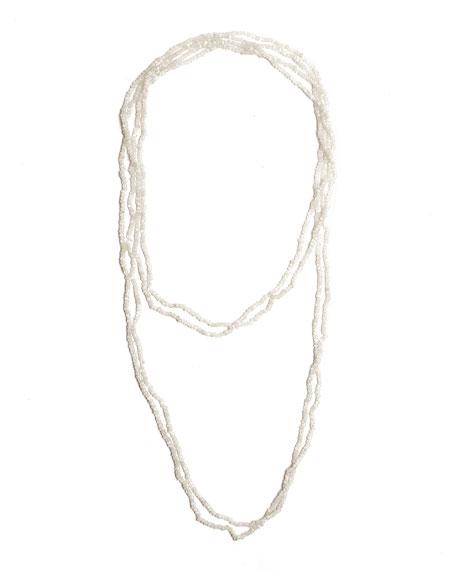Kastel Jewelry Moonstone Infiniti Wrap Necklace