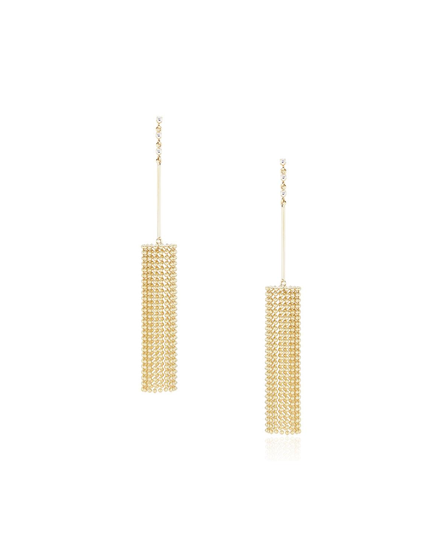 18k Diamond Chandelier Earrings