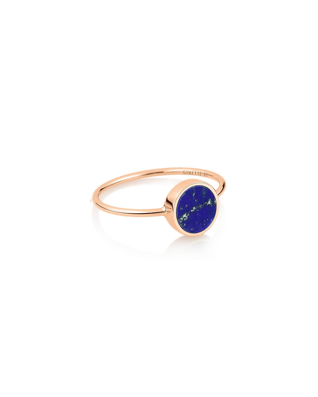 Mini Ever Lapis Disc Ring