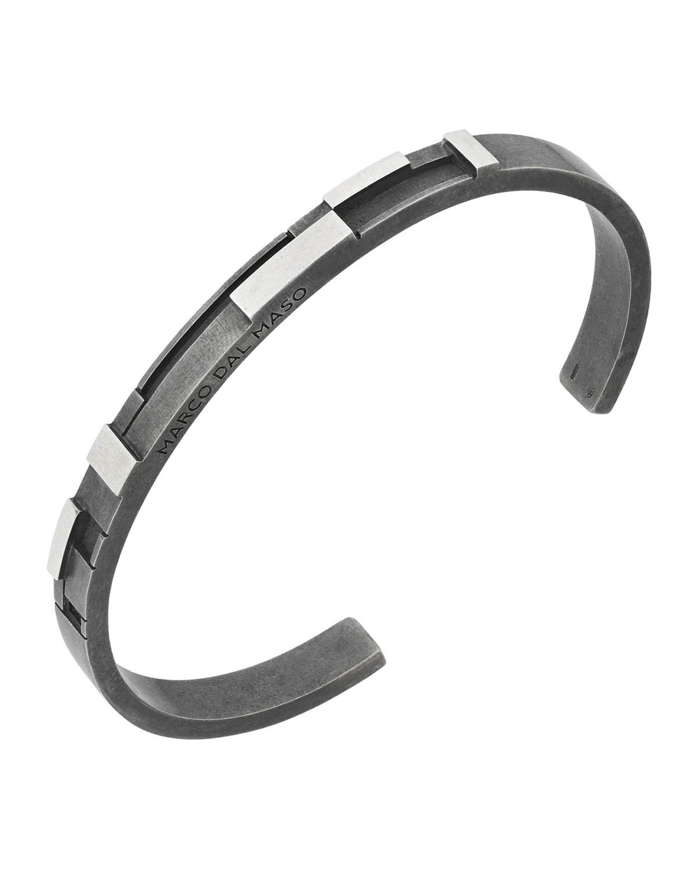 Men's De Stijl Kick Cuff Bracelet