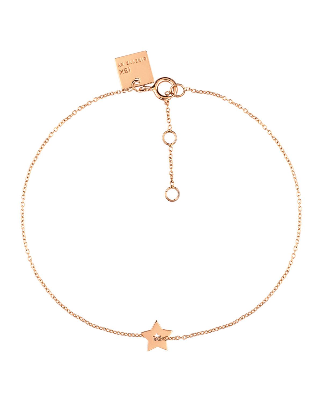 Milky Way Open Star Bracelet