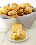 Bite-Size Biscuits, For 12-15 People