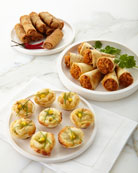 Southwest Appetizer Trio, For 8-15 People
