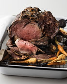 Peppercorn Bone-In Prime Rib, For 6-8 People