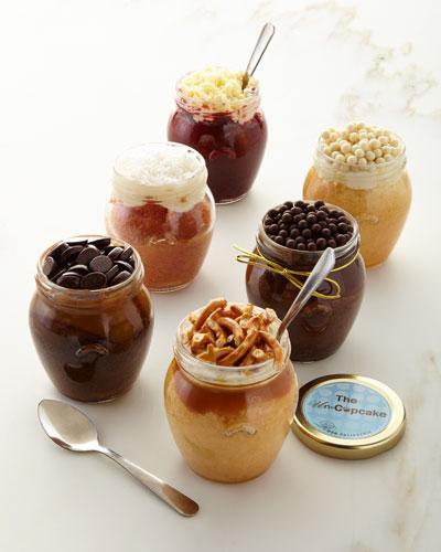 Cupcake-in-a-Jar Six Pack