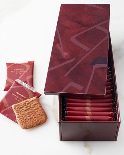 Yoku Moku Winter Billlet Au Chocolat Au Lait Cookies