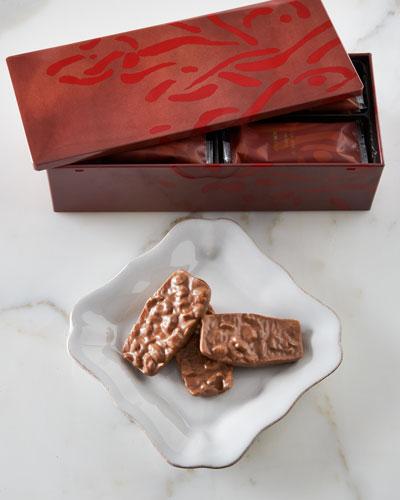 Yoku Moku Winter Bateau de Macadamia Cookies