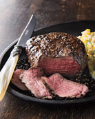 Beef Filets with Spice Rub