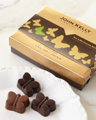 John Kelly Chocolates Butterfly Chocolates