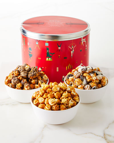 Candied Popcorn Assortment