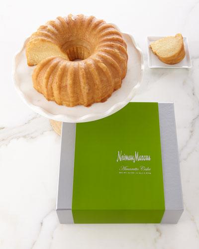 Amaretto Liqueur Cake