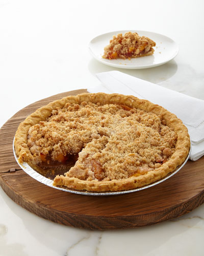 Vodka Peach Pie