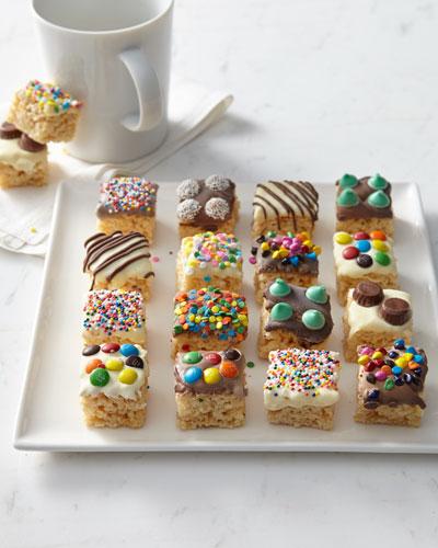 Ultimate Belgian Chocolate-Covered Crispy Bites