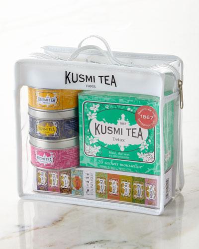Voyage Travel Tea Set