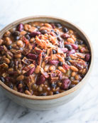 Baked Bean Medley, For 8-10 People