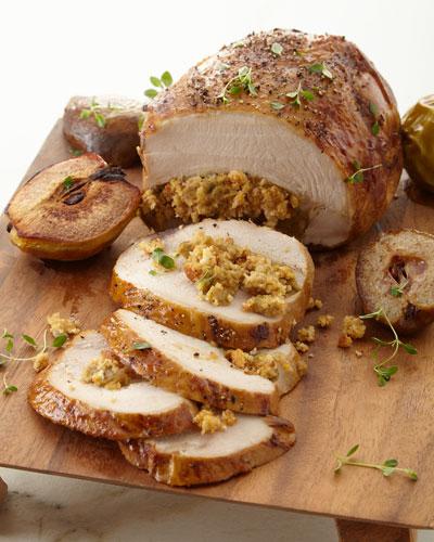 Stuffed Turkey Breast, For 8-12 People