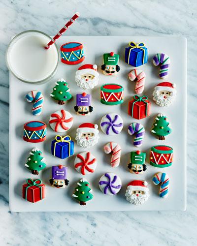 Petite Christmas Cookies