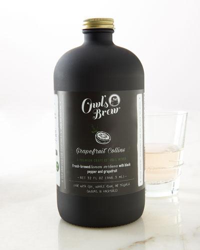 Grapefruit Collins Tea-Based Cocktail Mix