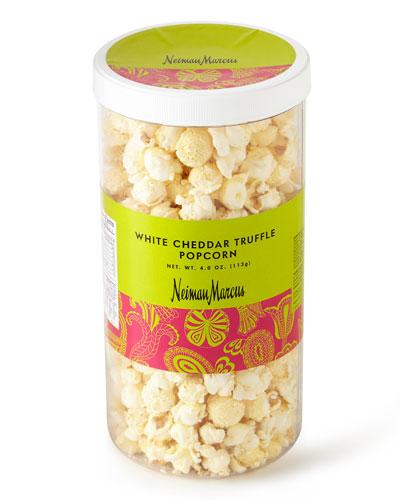White Cheddar Truffle Popcorn