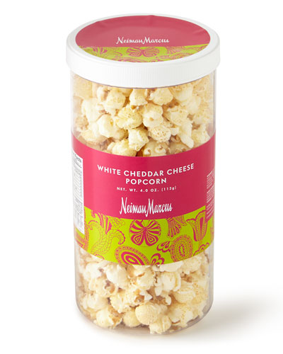White Cheddar Cheese Popcorn