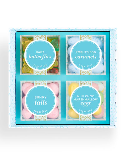 Sweet Springtime Candy Bento Box, 4 Flavors