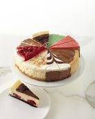 16-Slice Cheesecake Sampler