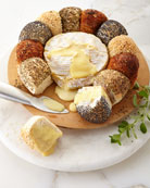 Fleur de Camembert Bread and Cheese Ring