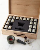 Gourmet Salt & Pepper Kit in Wooden Gift Box