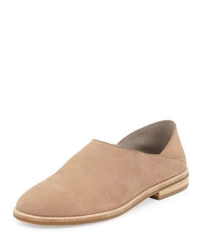 Depan Nubuck Loafer, Neutral